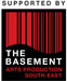 Basement Arts logo