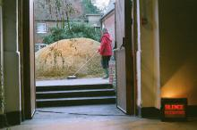 Rules and Regs, Farnhman Maltings - performance by Katie Etheridge, image by Kristian Wilding