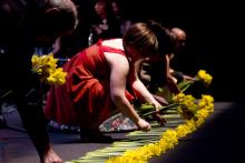 Glorious - image by Pari Naderi for SPILL Festival 2011