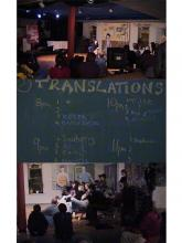 Translations - images from events at the Ballroom Studios, Atlanta